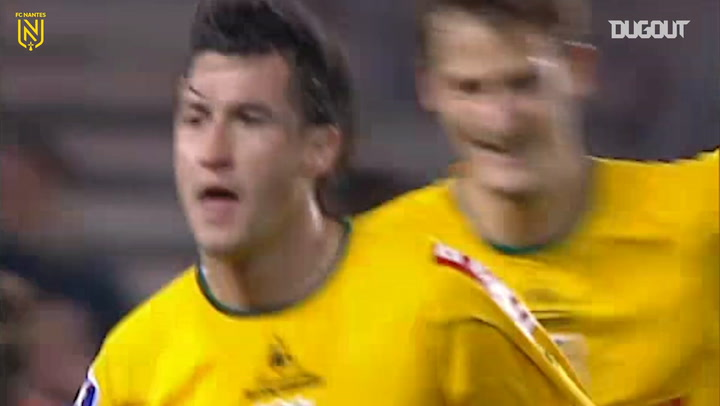 Viorel Moldovan nets three against Montpellier HSC