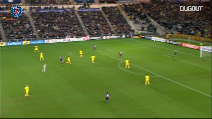 Zlatan Ibrahimovic's incredible goal vs Nantes in League Cup