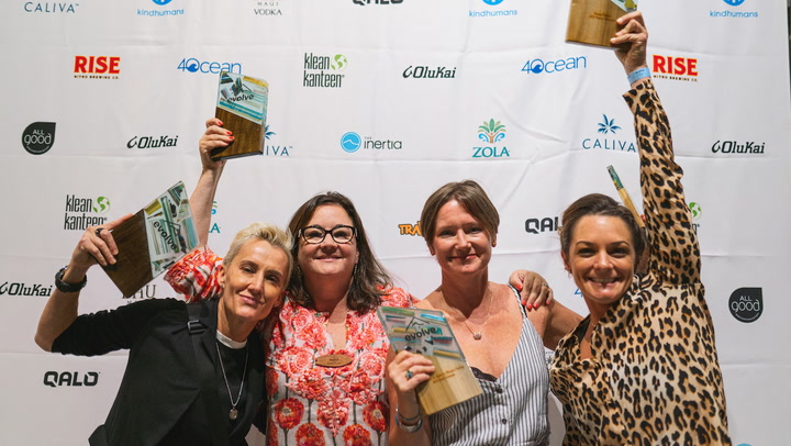 At our second annual EVOLVE Summit, we were humbled to recognize the Committee for Equity in Women's Surfing as our 2019 Social Advocate. CEWS has fought tirelessly for equity over the years including a major victory at Maverick's last year.