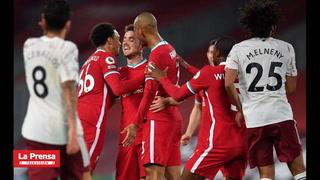 Deportes: Video: Liverpool logró espectacular remontada frente al Arsenal en cierre de la jornada de Premier League
