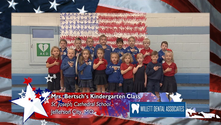 St. Joseph Catholic - Mrs. Bertsch - Kindergarten