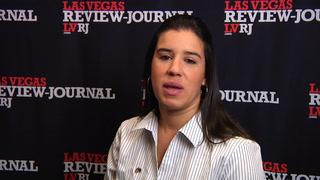 Yvanna Cancela, Democratic candidate for Nevada Senate District 10
