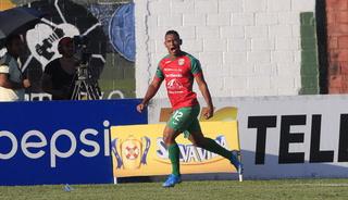 Marathón rescató un empate contra Motagua en un lindo partido en Danlí
