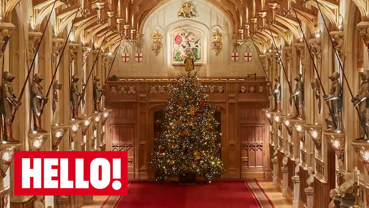 The Queen and Prince Philip\'s Christmas tree is selected from Windsor Great Park