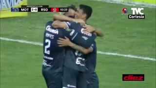¡Matías Galvaliz amplía la ventaja de Motagua sobre Real Sociedad en el Nacional!