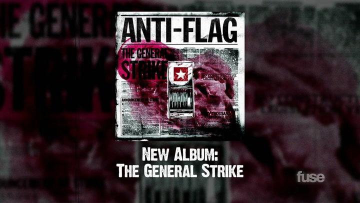 Anti-Flag On The General Strike
