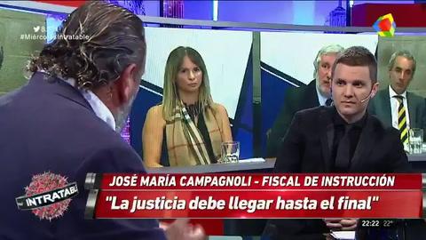 Campagnoli cuestionó el paso del festival de prisiones preventivas a excarcelaciones