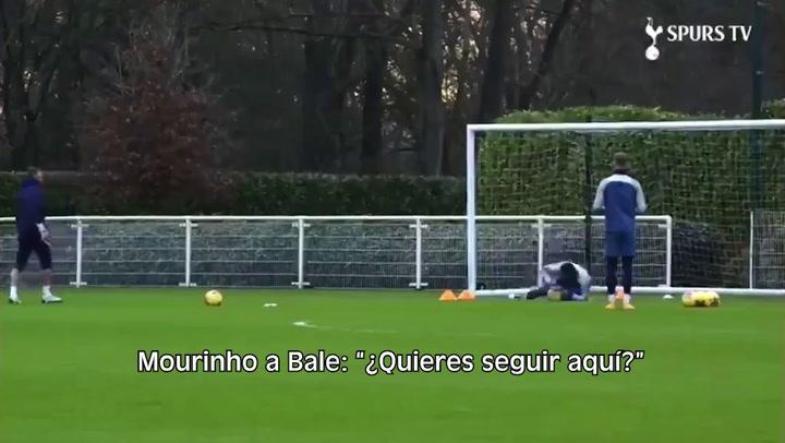 Mourinho amenaza a Bale con el Real Madrid