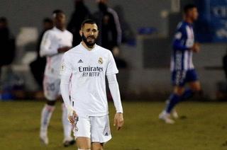 ¡Batacazo! El Alcoyano del hondureño Jona Mejía elimina al Real Madrid de la Copa del Rey