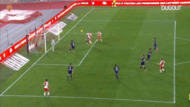 Kévin Volland's first Ligue 1 goals