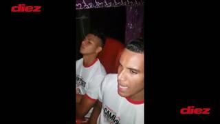 ¡A casa siendo campeones! El video impactante de Real Sociedad de regreso a Tocoa en el autobús