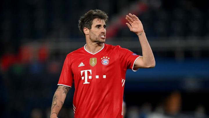 El Bayern de Münich dice adiós a Javi Martínez