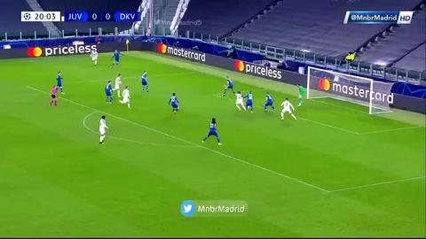 Juventus 3-0 Dinamo de Kiev (Champions League)