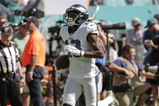 Raiders Agree to Terms with WR Nelson Agholor – VIDEO