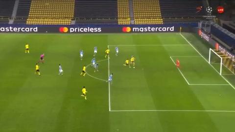 Borussia Dortmund 1-1 Lazio (Champions League)