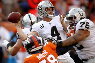 Vegas Nation: Raiders Practice After Loss To Broncos