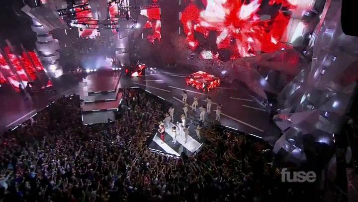 Shows: Fuse Presents: MMVA 2012 Performance Excerpt Justin Bieber - fuse.tv