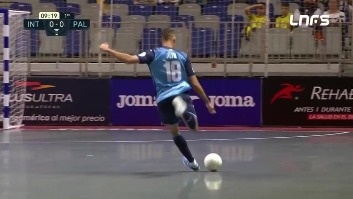 Así juega Pito, futbolista de Inter Movistar
