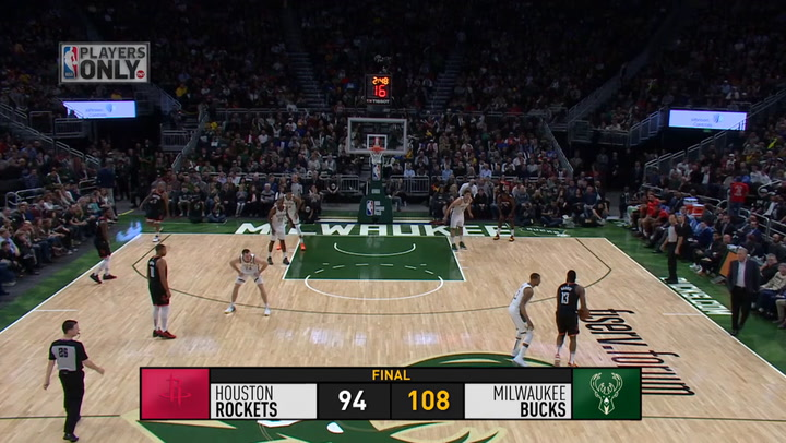 El resumen de la jornada de la NBA del 27/03/2019