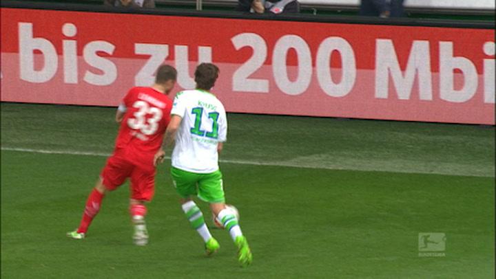 VfL Wolfsburg - 1. FC Köln 1. - 45. (2015-2016)
