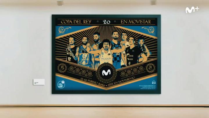 Movistar presenta su espectacular cobertura para la Copa del Rey en Málaga