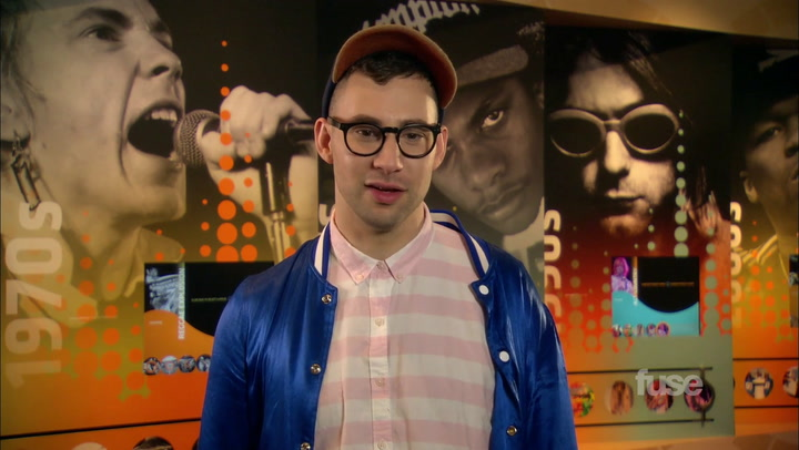 Shows: 100 Most Award-Winning Artists:  Jack Antonoff FAVORITE 90-81 MUMFORD AND SONS