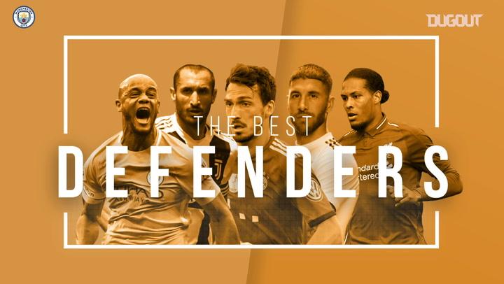 Best Defenders: Vincent Kompany