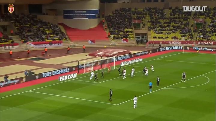 Falcao and Golovin dominate Amiens at Stade Louis II