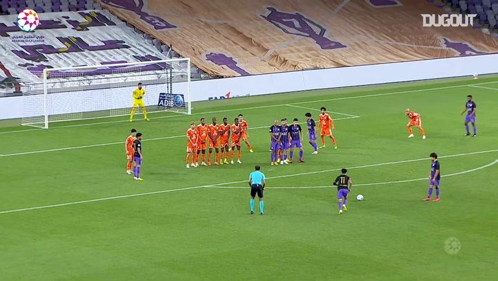 Highlights: Al-Ain 0-0 Ajman