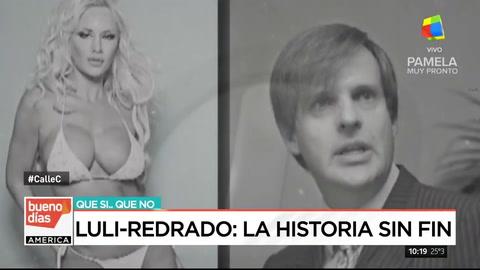 La historia (de amor) sin fin: Luciana Salazar y Martín Redrado