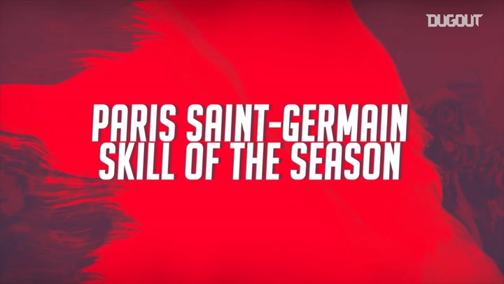 Paris Saint-Germain best skills of the 2019-20 season