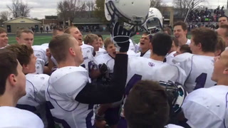 Goodhue football clinches 1A title