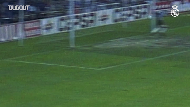 Hugo Sánchez's goals in LaLiga during the 1989-90 season - Part III