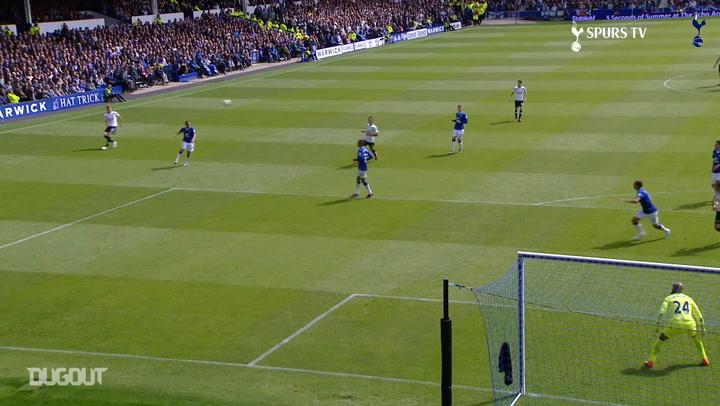 Harry Kane's best final day goals