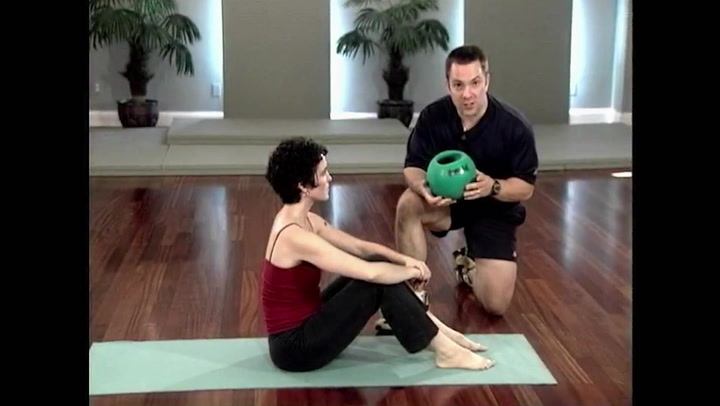 Burn with Kearns: Core Strength Workout
