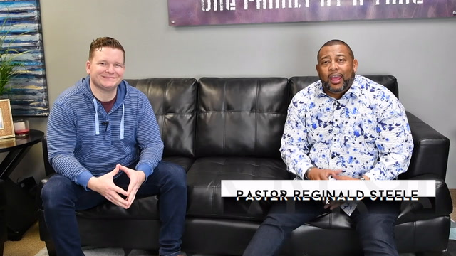 Mentor Moments with Pastor Brian Hallam
