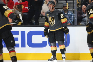 Marchessault says Golden Knights are playing with a chip on their shoulder