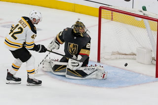 Golden Edge: Golden Knights proud of effort despite shootout loss to the Bruins