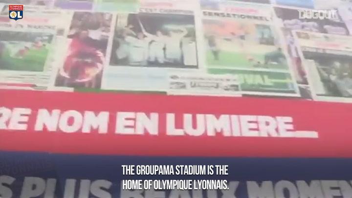 Stadiums: Groupama Stadium