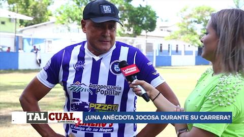 Video: Tal Cual con Wilmer Cruz, experimentado entrenador y ex jugador hondureño.