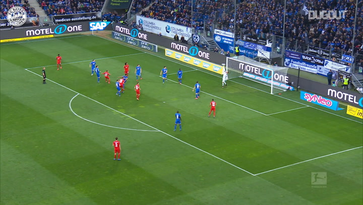 Philippe Coutinho strikes twice against TSG Hoffenheim