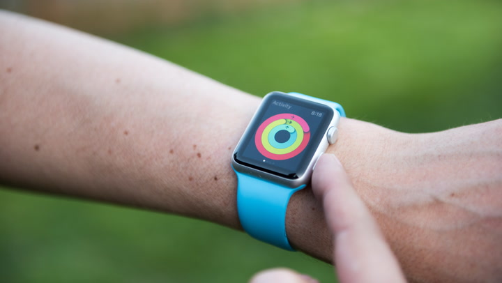 The tech giant sold eight million Apple Watches at the end of 2017, the most its ever sold in a quarter.