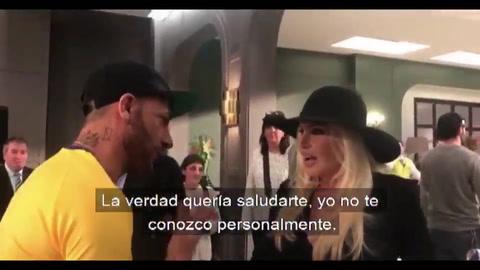 Susana protagonizó un tremendo blooper ante una broma de Martín Bossi