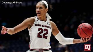 Premier Vegas Sports: A'ja Wilson, 2018 WNBA No.1 overall pick