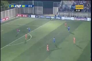 ¡Grave error de José Mendoza y Marcelo Estigarribia anota el gol de Motagua!