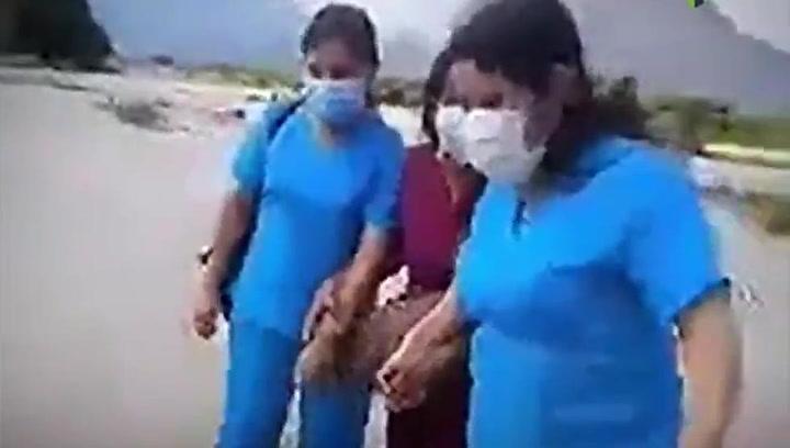 Así son las lamentables condiciones de trabajo de los sanitarios peruanos
