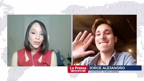 Jorge Alejandro lanza video oficial de