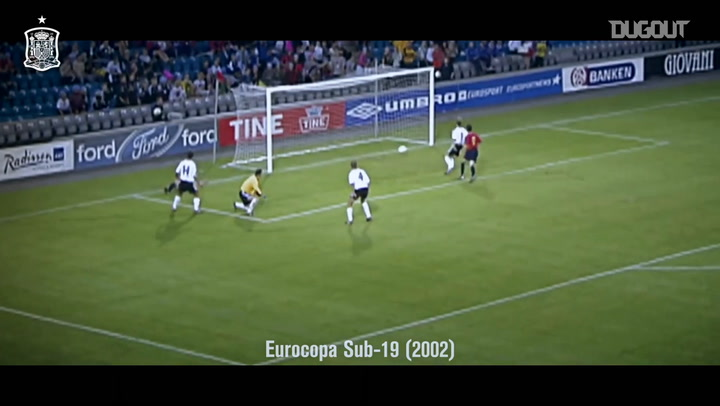 Fernando Torres's three title-winning goals for Spain