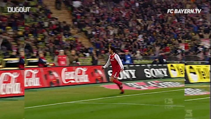 Throwback: FC Bayern 4-1 Dortmund 2003