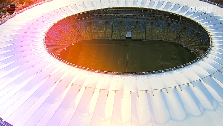 Flamengo make Maracanã available to fight coronavirus